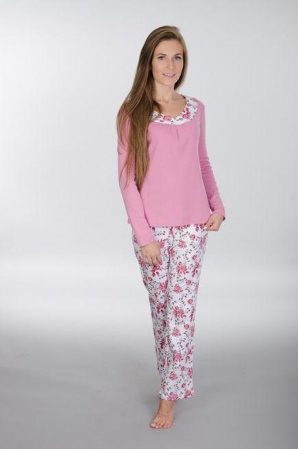 Хлопковая пижама 113 Wiktoria (несколько цветов) Wiktoria