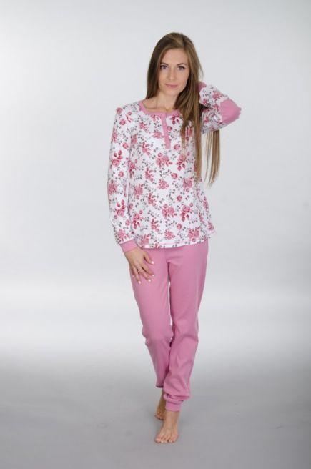 Хлопковая комплект пижама 114 Wiktoria (несколько цветов) Wiktoria