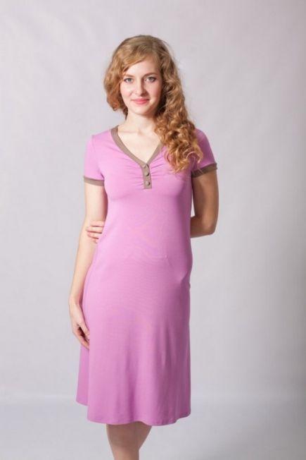 Ночная сорочка/домашнее платье 27 Wiktoria (несколько цветов) Wiktoria