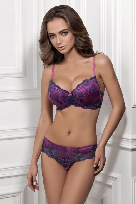Бюстгальтер балконет push-up 1172/10 Odry Jasmine Jasmine