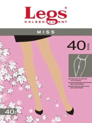 Колготки Miss 40den Legs Legs