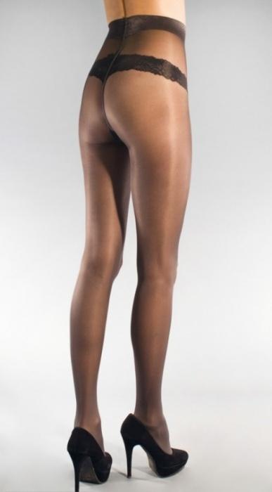 Колготки с эффектом шелка Silk 15den Legs Legs