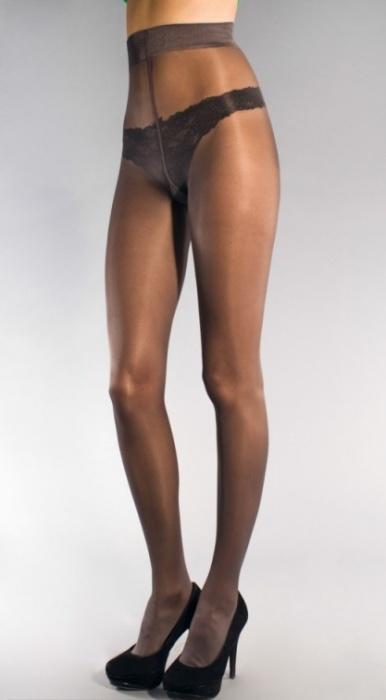Колготки с эффектом шелка Silk 40den Legs Legs