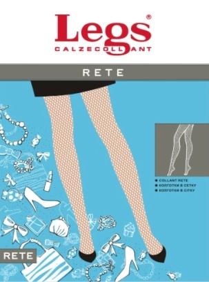 Колготки в сетку Rete Legs Legs