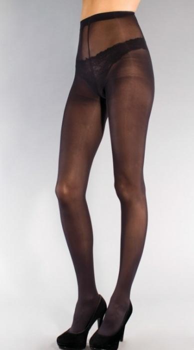 Колготки с эффектом велюр Tetti 40den Legs Legs