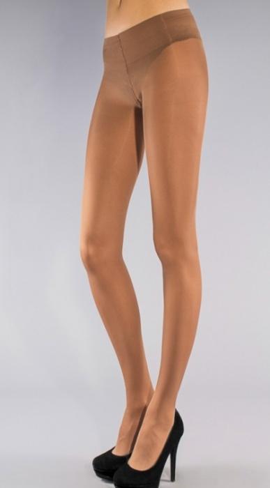 Колготки с эффектом велюр с заниженной талией Freedom 40den Legs Legs