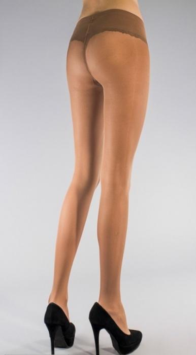 Колготки с эффектом велюр с заниженной талией Freedom 100den Legs Legs