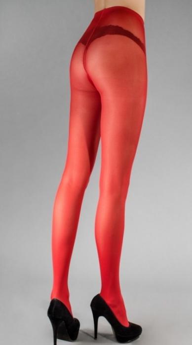 Цветные колготки Micro Colour 40den Legs Legs