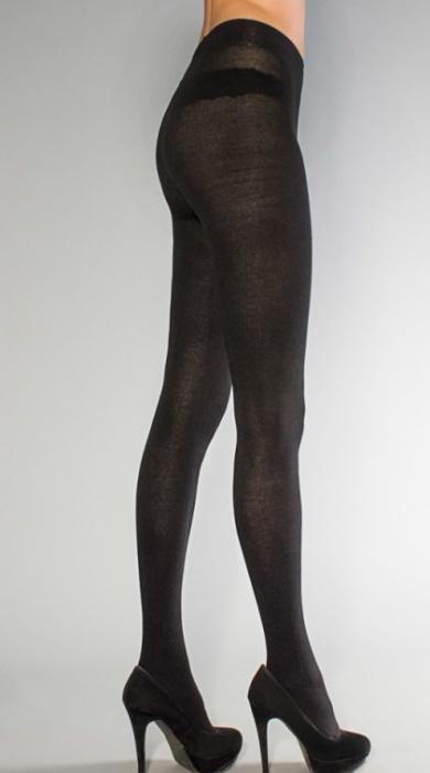 Хлопковые колготки с шерстью Cotton 110den Legs Legs