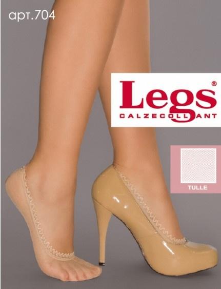 Тюлевые следы 704 Tulle Legs Legs