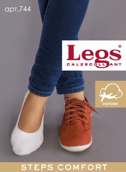 Хлопковые подследники для спортивной обуви 744 Legs Legs