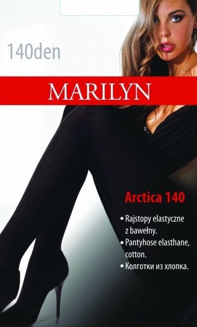 Женские хлопковые колготы с шерстью Arctica 140 den Marilyn Marilyn