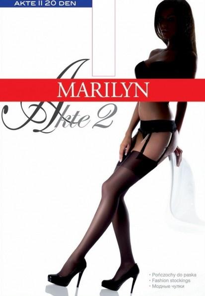 Чулки под пояс 15 den Acte II Marilyn Marilyn