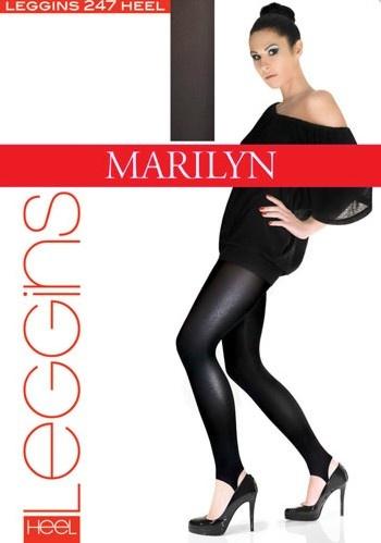 Леггинсы со штрипками с эффектом блеска Gs Heel 247 Marilyn Marilyn