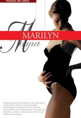 Колготки для беременных 40 den Mama Marilyn Marilyn