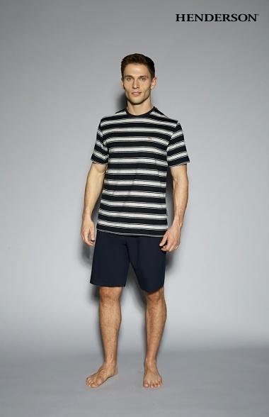 Мужская пижама с футболкой и шортами 33091 Host Henderson Henderson