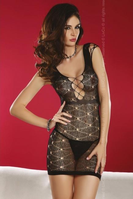 Эротичное платье с глубоким декольте Daksha Livia Corsetti Livia Corsetti