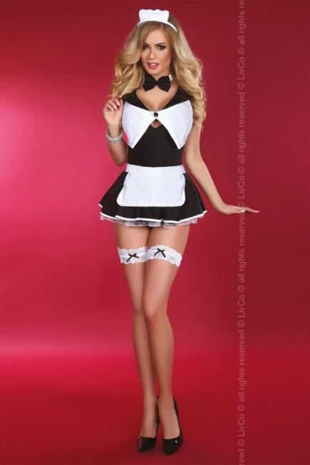 Игровой костюм горничной Flirty maid Livia Corsetti Livia Corsetti