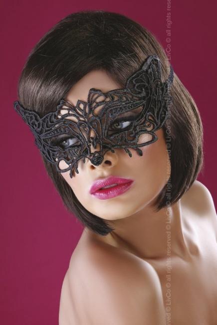 Кружевная эротическая маска 13 Livia Corsetti Livia Corsetti