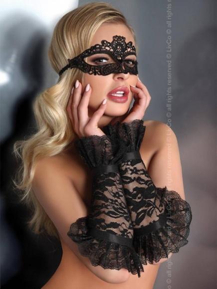 Ажурная маска 5 Livia Corsetti Livia Corsetti