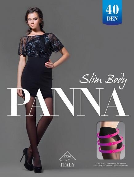 Колготки Slim Body 40 den Panna (несколько цветов) Panna