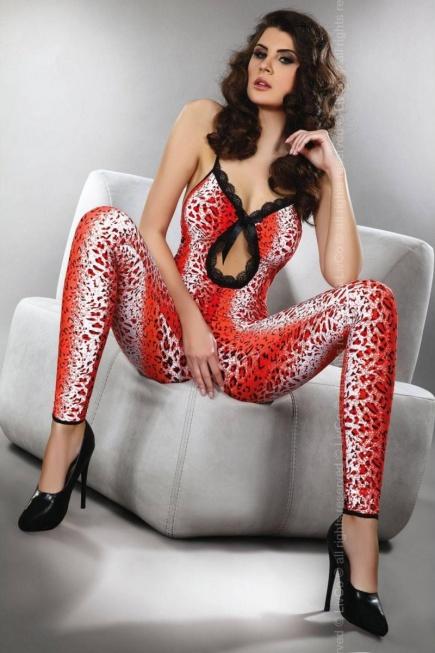 Сексуальный леопардовый боди-комбинезон Woman Leopard Livia Corsetti Livia Corsetti
