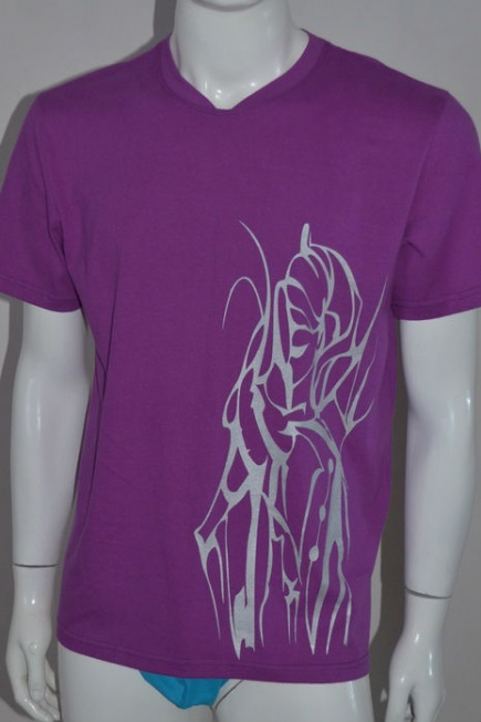 Мужская футболка с коротким рукавом L 12/0012 Lans Lans