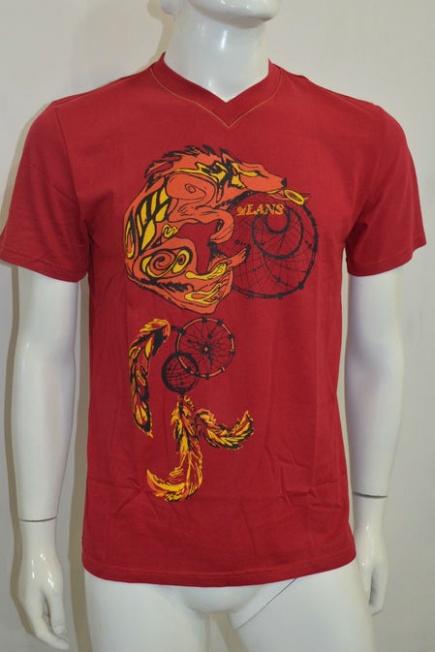 Мужская футболка с коротким рукавом L 12/0015 Lans (несколько цветов) Lans