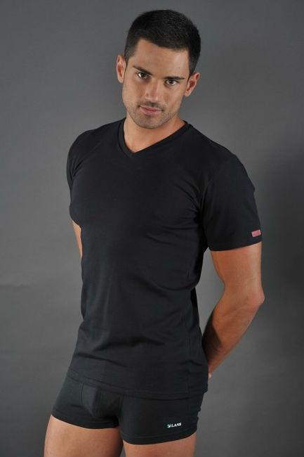 Мужская футболка с коротким рукавом L 12/005 Lans (несколько цветов) Lans