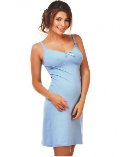 Ночнушка для беременных и кормящих 24130 Мамин дом  Мамин дом