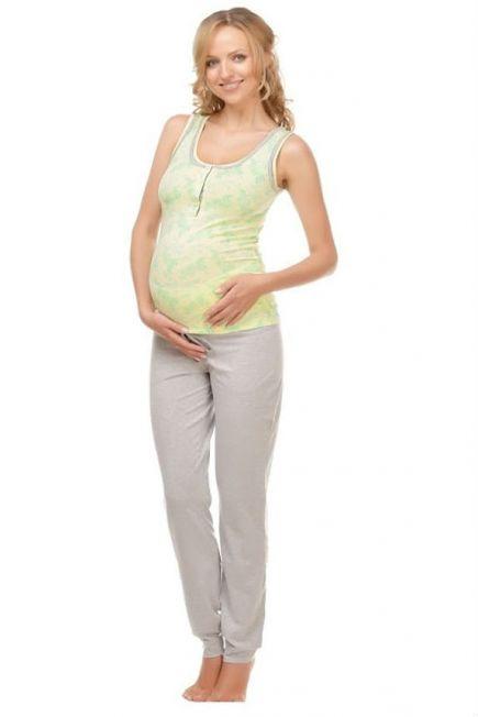 Пижама для беременных и кормящих 24138 Мамин дом Мамин дом
