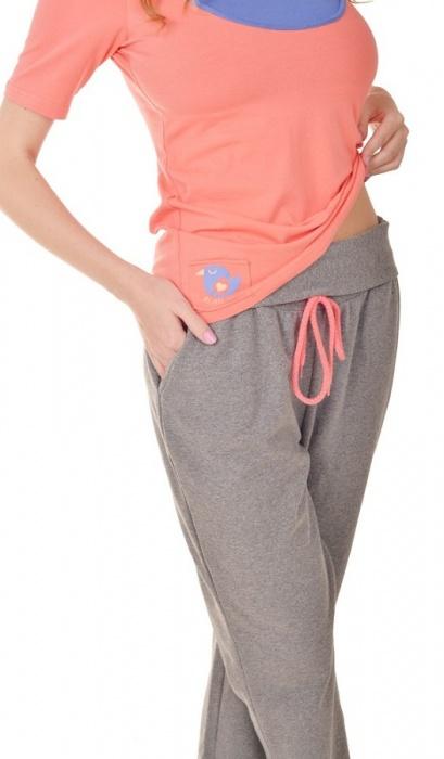 Спортивные штаны для беременных 24175 Мамин Дом Мамин дом