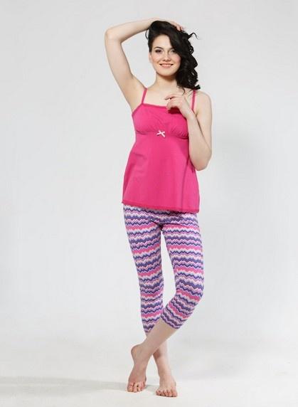 Молодежная хлопковая пижама 41/4470 Ellen Ellen