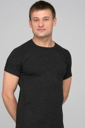 Термобелье - мужская футболка с шерстью 615Ш-ФМО Kifa Kifa