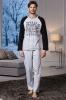 Фото - Серая хлопковая мужская пижама DU311 grigio Cotonella Cotonella купить в Киеве и Украине