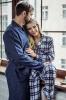Фото - Пижама мужская из фланели MNS 418 B7 Key Key купить в Киеве и Украине