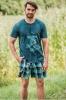 Фото - Хлопковая мужская пижама MNS 443 А19 Key Key купить в Киеве и Украине