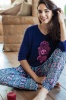 Фото - Женская пижама LHS 884 A7 Key Key купить в Киеве и Украине