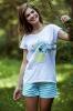 Фото - Пижама женская LNS 055 А8 Key  Key купить в Киеве и Украине