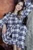 Фото - Хлопковая фланелевая пижама LNS 417 B7 Key Key купить в Киеве и Украине