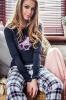 Фото - Хлопковая пижама/домашний костюм LNS 497 B7 Key Key купить в Киеве и Украине