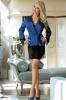 Фото - Сине-черный халат N-707 Excellent Beauty excellent beauty купить в Киеве и Украине