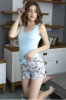 Фото - Пижама из модала и хлопка №717 Leinle Roksana Roksana купить в Киеве и Украине