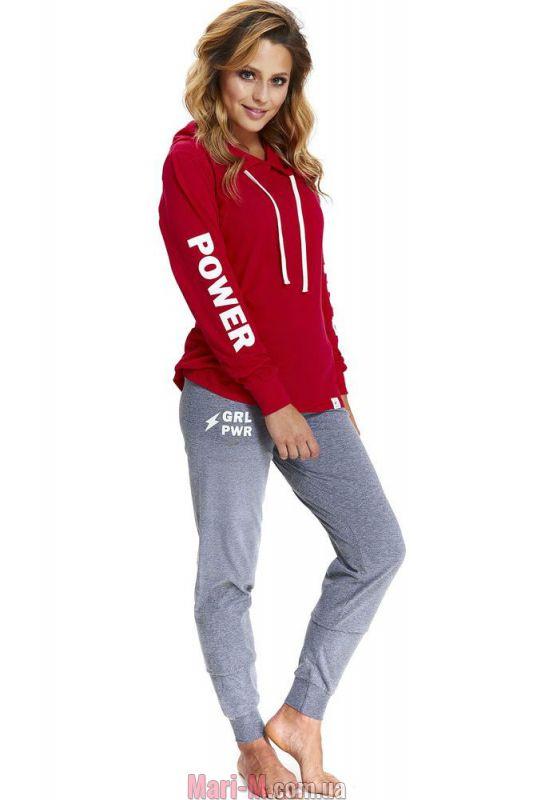 94fe7321ef30 Хлопковая женская пижама/домашний костюм PM 9533 Dobranocka ...